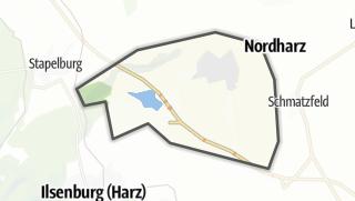 Mapa / Veckenstedt