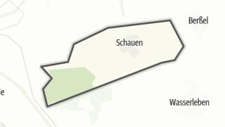 Mapa / Schauen