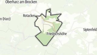 Mapa / Stiege