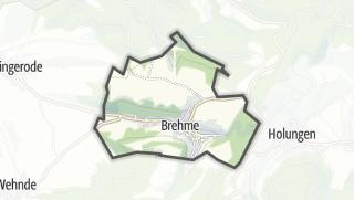 Map / Brehme