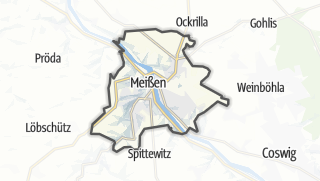 Cartina / Meissen