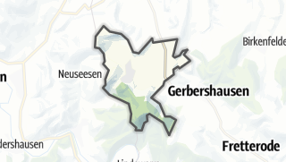 Map / Bornhagen