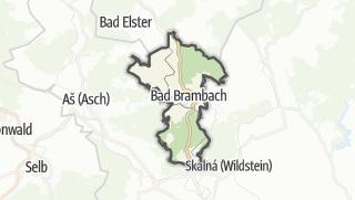 地图 / Bad Brambach