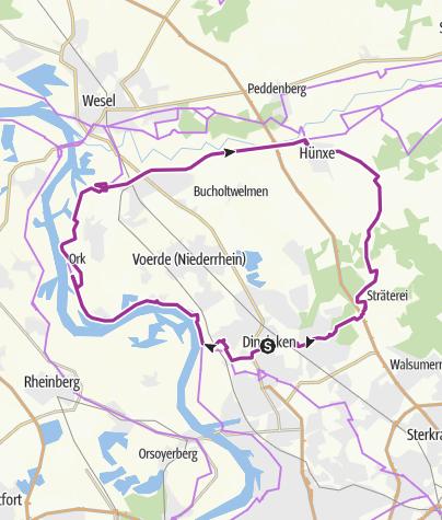 Karte / Rotbachtal
