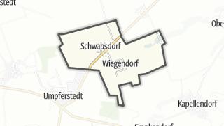 地图 / Wiegendorf