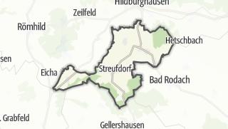 Cartina / Straufhain