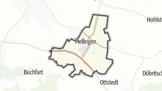 地图 / Mellingen