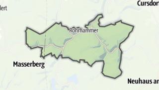 地图 / Katzhütte