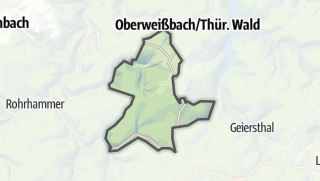 地图 / Cursdorf