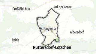 Karte / Schöngleina