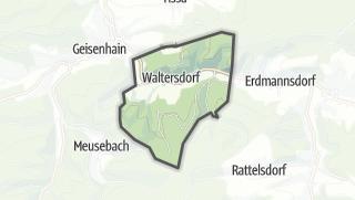 Karte / Waltersdorf