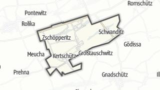 מפה / Göllnitz