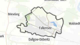 地图 / Falkensee