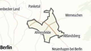 地图 / Ahrensfelde-Blumberg