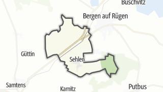 地图 / Sehlen