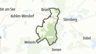 Carte / Weitendorf