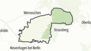 Cartina / Altlandsberg