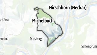 Carte / Michelbuch
