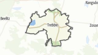 Cartina / Trebbin