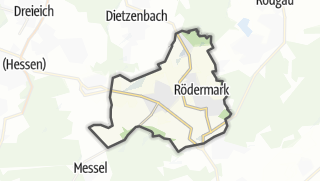 Karte / Rödermark