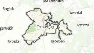 Karte / Trendelburg