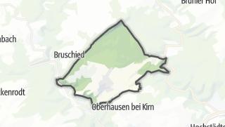 Karte / Hennweiler