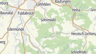 Karte / Söhrewald