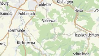 Map / Söhrewald