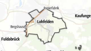 Map / Lohfelden