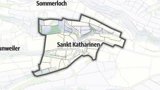 Karte / Sankt Katharinen