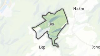 Karte / Lütz