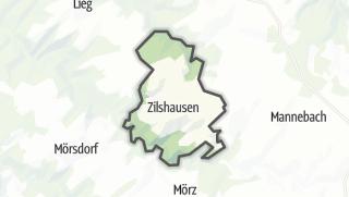 Karte / Zilshausen