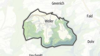Karte / Weiler