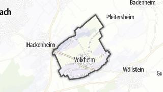 Karte / Volxheim