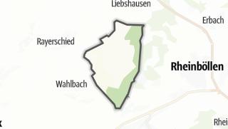 Karte / Mörschbach