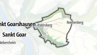 Cartina / Patersberg