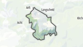 Cartina / Langenfeld