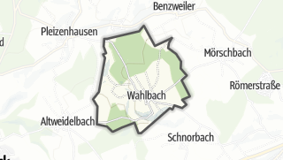 Mapa / Wahlbach
