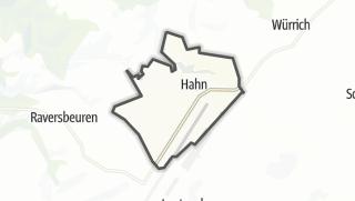 Karte / Hahn