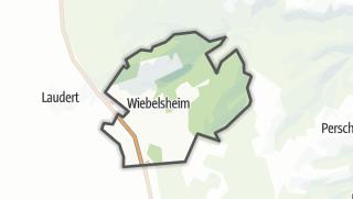 Karte / Wiebelsheim