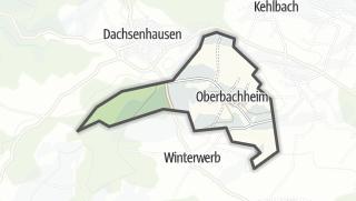 Cartina / Oberbachheim
