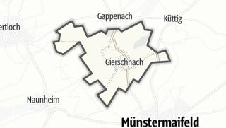 Cartina / Gierschnach