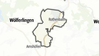 Mapa / Rothenbach