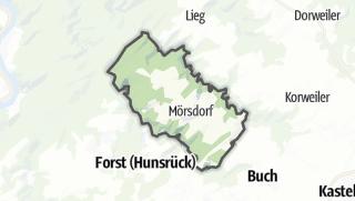 Mapa / Mörsdorf