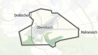Cartina / Obererbach