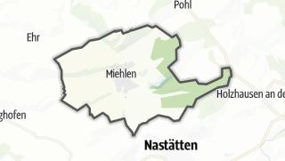 Cartina / Miehlen