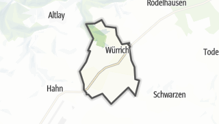Karte / Würrich