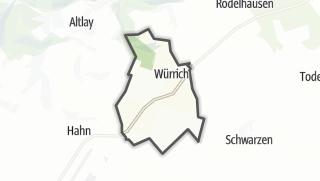 Mapa / Würrich