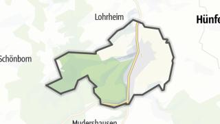 Cartina / Hahnstätten