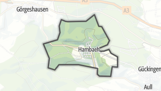 Cartina / Hambach